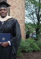 A photo of Emmanuel who is one of our GMAT tutors