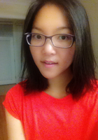 A photo of Ahra who is one of our tutors in Philadelphia, PA