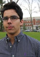 A photo of Daniel who is one of our HSPT tutors in Washington DC