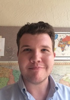 A photo of Christopher who is one of our Latin tutors
