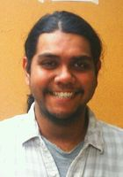A photo of Navindra who is one of our Math tutors in New York City, NY