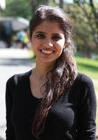 A photo of Saba who is one of our GRE tutors in Boston, MA