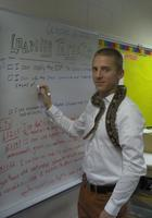 A photo of Brian who is one of our Chemistry tutors