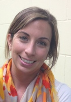 A photo of Alison who is one of our Phonics tutors
