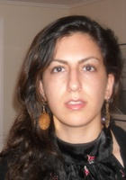 A photo of Neda who is one of our Reading tutors in Chicago, IL