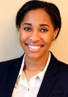 A photo of Ariel who is one of our Pre-Calculus tutors in Washington DC