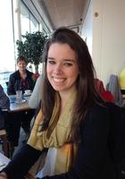 A photo of Erika who is one of our ACT Writing tutors