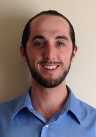 A photo of Jesse who is one of our Latin tutors