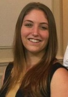 A photo of Jessica who is one of our tutors in Washington DC