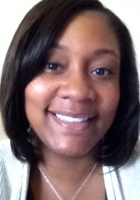 A photo of Kimberlyn who is one of our tutors in Vineland , NJ