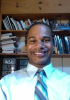 A photo of Phillip who is one of our Science tutors in Washington DC