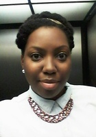 A photo of Tiffany who is one of our Phonics tutors in Washington DC