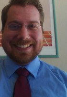 A photo of Gerard who is one of our Physical Chemistry tutors in Washington DC