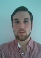 A photo of Brett who is one of our Writing tutors in Washington DC