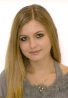 A photo of Oleksandra who is one of our tutors in Wayne, NJ