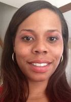 A photo of Donielle who is one of our tutors in Washington DC
