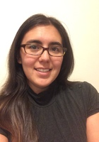 A photo of Carolina who is one of our GRE tutors in Boston, MA