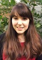 A photo of Amelia who is one of our English tutors in Chicago, IL