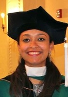 A photo of Maria who is one of our English tutors in Washington DC