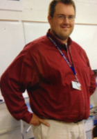 A photo of John who is one of our English tutors in Chicago, IL