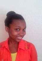A photo of Janviere who is one of our Algebra tutors in The Woodlands, TX