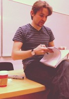 A photo of Patrick who is one of our GRE tutors in Boston, MA