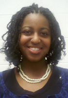A photo of Erica who is one of our tutors in Washington DC