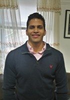 A photo of Manuel who is one of our LSAT tutors in New York City, NY