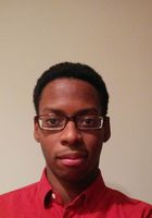 A photo of Denzell who is one of our Math tutors in Baltimore, MD