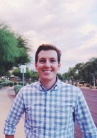 A photo of Sylvain who is one of our Reading tutors in Phoenix, AZ