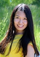 A photo of Amelia who is one of our Mandarin Chinese tutors in Washington DC