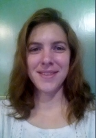 A photo of Alana who is one of our tutors in Washington DC