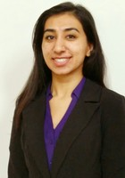 A photo of Mayuri who is one of our Calculus tutors in Washington DC