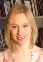 A photo of Elizabeth who is one of our GRE tutors in Boston, MA