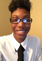 A photo of April  who is one of our Math tutors in Prince George's County, MD
