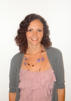 A photo of Stephanie who is one of our tutors in Washington DC