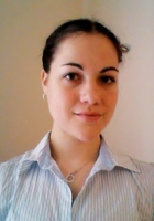 A photo of Caroline who is one of our Microbiology tutors in Washington DC