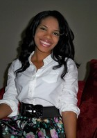 A photo of Jasmine who is one of our Algebra tutors in The Woodlands, TX