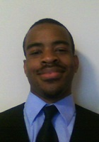 A photo of Francois  who is one of our tutors in Washington DC