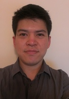 A photo of Devin who is one of our Languages tutors in Washington DC