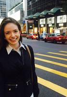 A photo of Halle who is one of our Pre-Calculus tutors in Washington DC