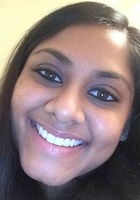 A photo of Vyshnavi who is one of our History tutors in Chicago, IL