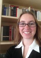 A photo of Angharad who is one of our tutors in Washington DC