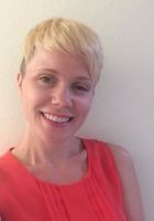 A photo of Sarah who is one of our English tutors in Tucson, AZ