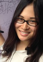 A photo of Yiyu who is one of our GRE tutors in Boston, MA