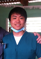 A photo of Christopher who is one of our Physiology tutors in Washington DC
