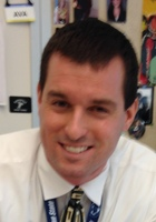 A photo of Jim who is one of our tutors in Philadelphia, PA