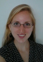A photo of Rachel who is one of our Statistics tutors in Washington DC
