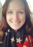 A photo of Emily who is one of our Grammar and Mechanics tutors in Washington DC