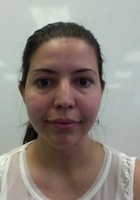 A photo of Annalisa who is one of our Reading tutors in Washington DC